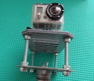 DIY Camera Mount for DIY Steadicam