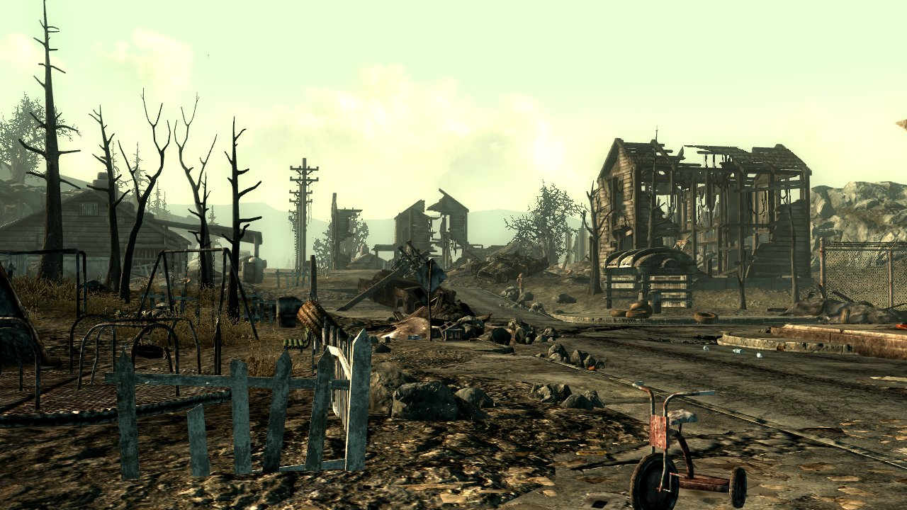Brenticusblogs Fallout 3 A Wastelanders Guide To The Galaxy