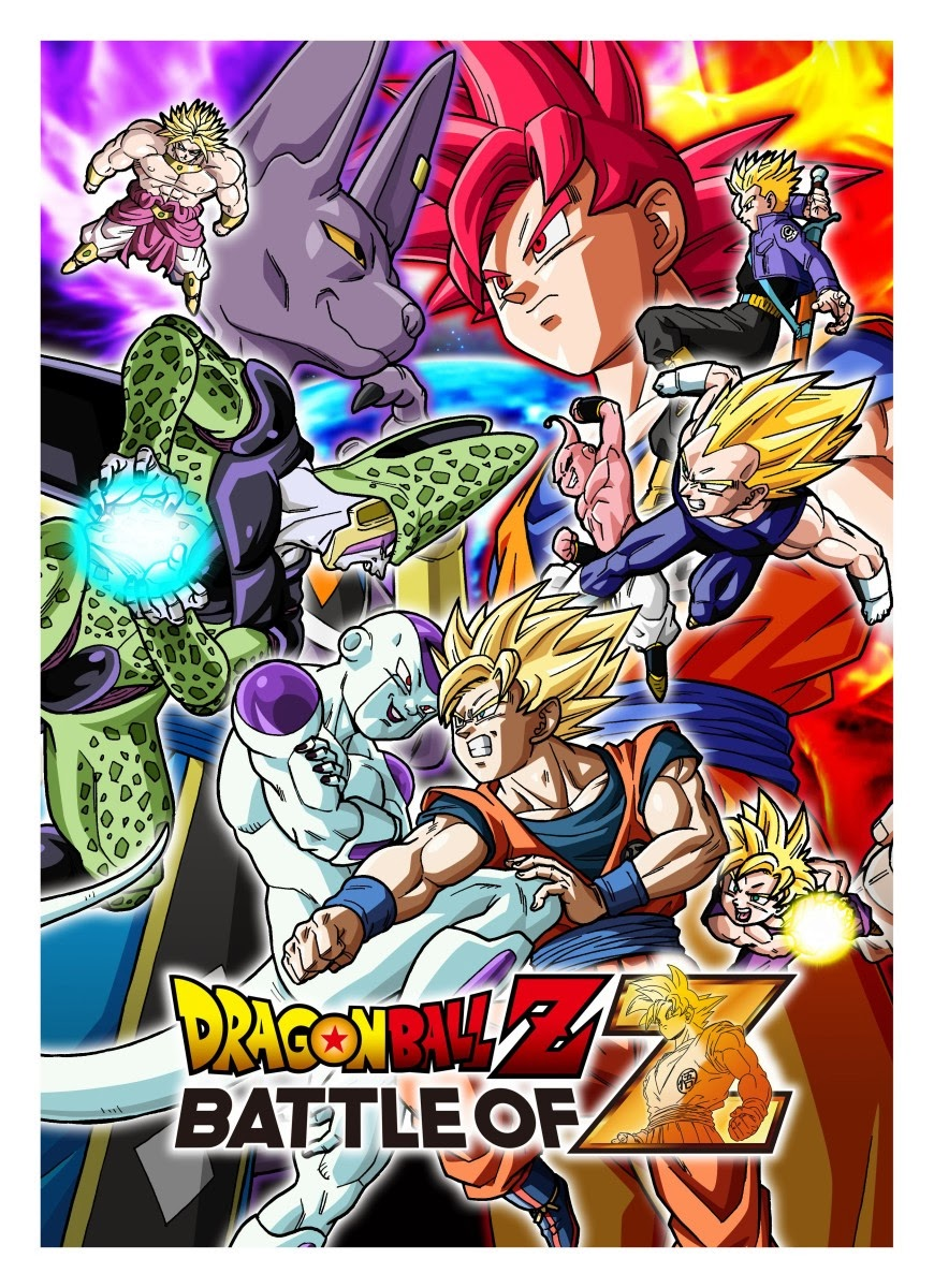 Dragon Ball Z: Battle of Z videogioco