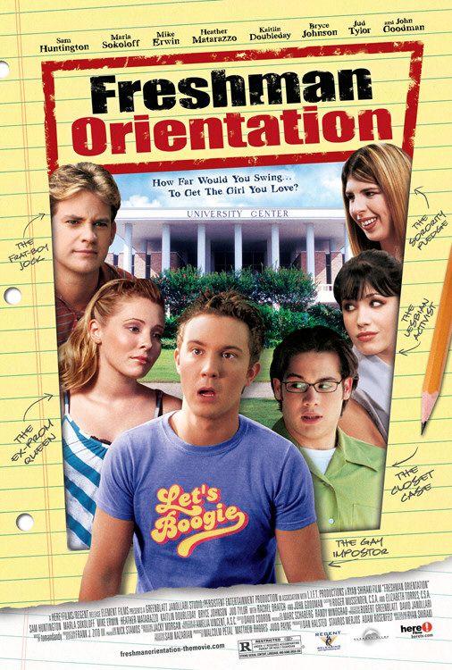 "FREE FULL MOVIE! ""Freshman Orientation"" | Jerry's ..."