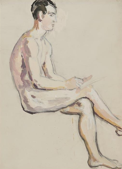 STUDY+OF+A+MALE+NUDE+READING+1955.jpg