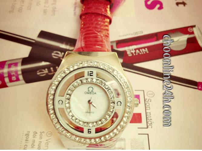 30 mẫu đồng hồ nữ cao cấp tại Hà Nội hè 2013
