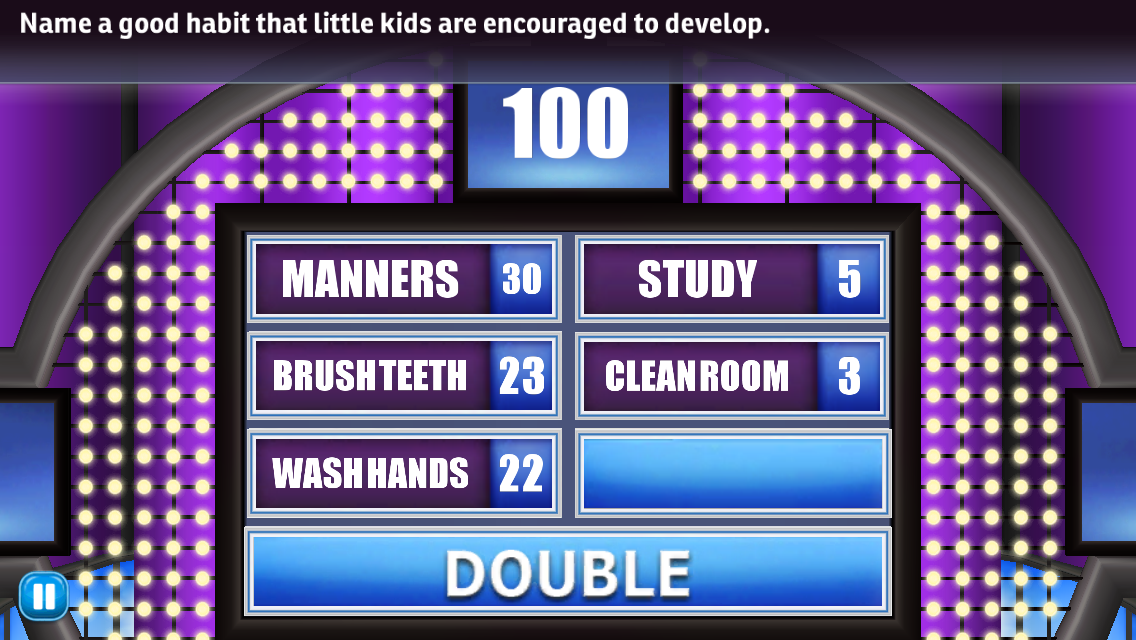 Family Feud and Friends Game Answers Revealed – Family Feud Power Point Template