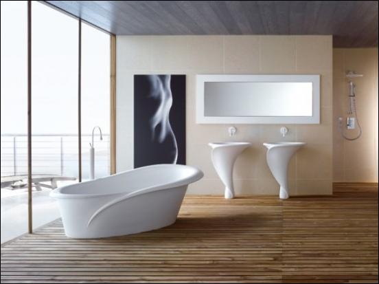 Mid-Century Modern Bathroom Design Ideas   Room Design Inspirations