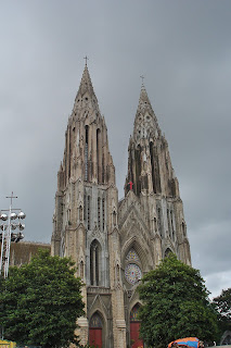 highest Gothic churches of India