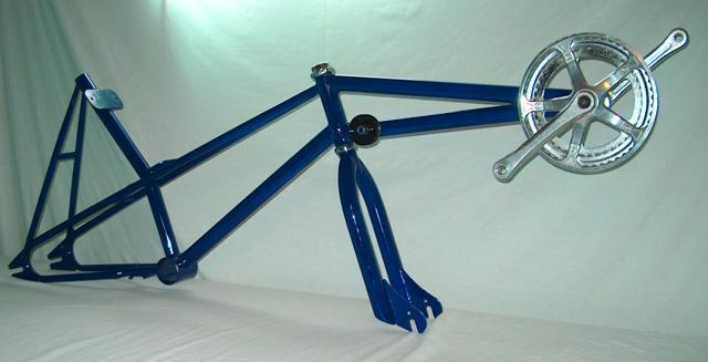 thread build a simple short wheel base recumbent bike part 4. Black Bedroom Furniture Sets. Home Design Ideas