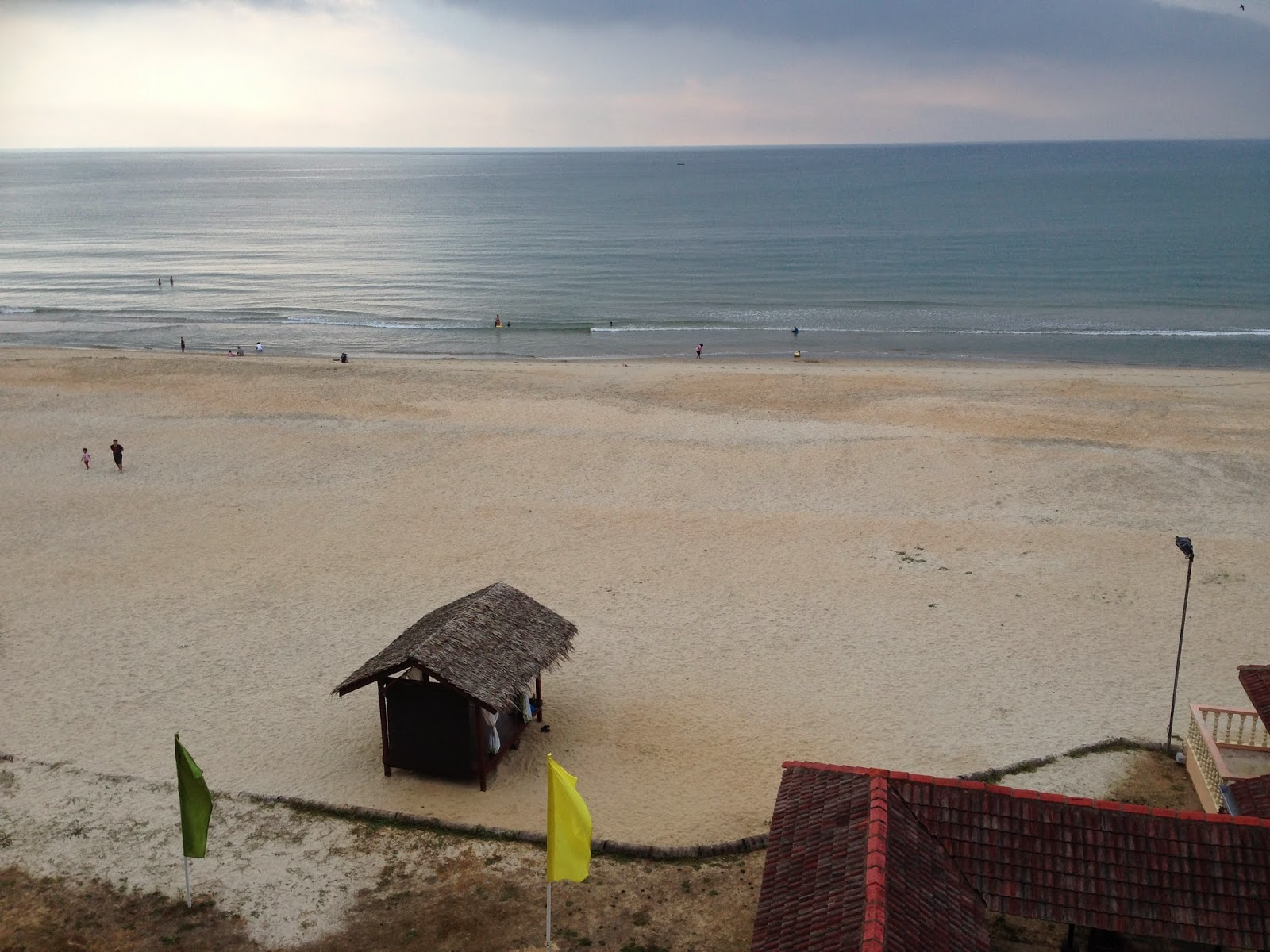 The Legend Cherating beach