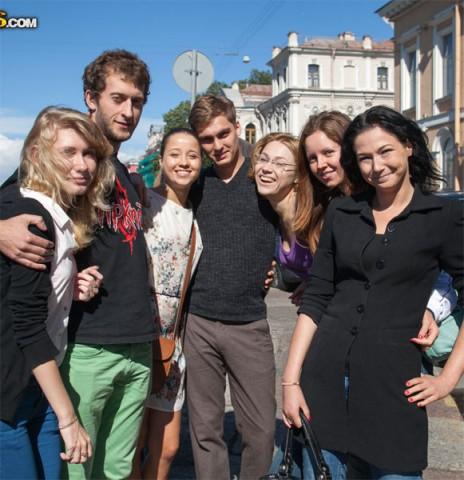 Masha, Sasha, Sveta - Crazy Medical College Graduation Party (College Fuck Parties)