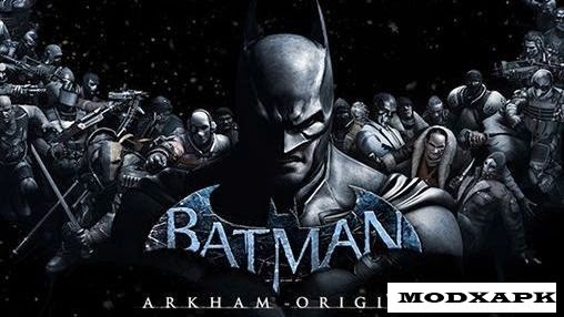 Batman Arkham Origins 1.3.0 Mod APK (Unlimited Money)