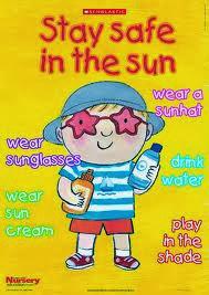 sun Staying Safe In the Sun