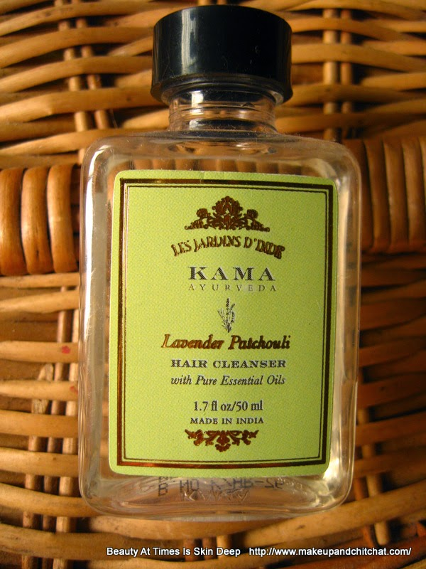 Photo of Kama Ayurveda Lavender Patchouli Hair Wash| Herbal Shampoo in India