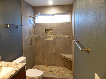 Full Bathroom Remodel VI