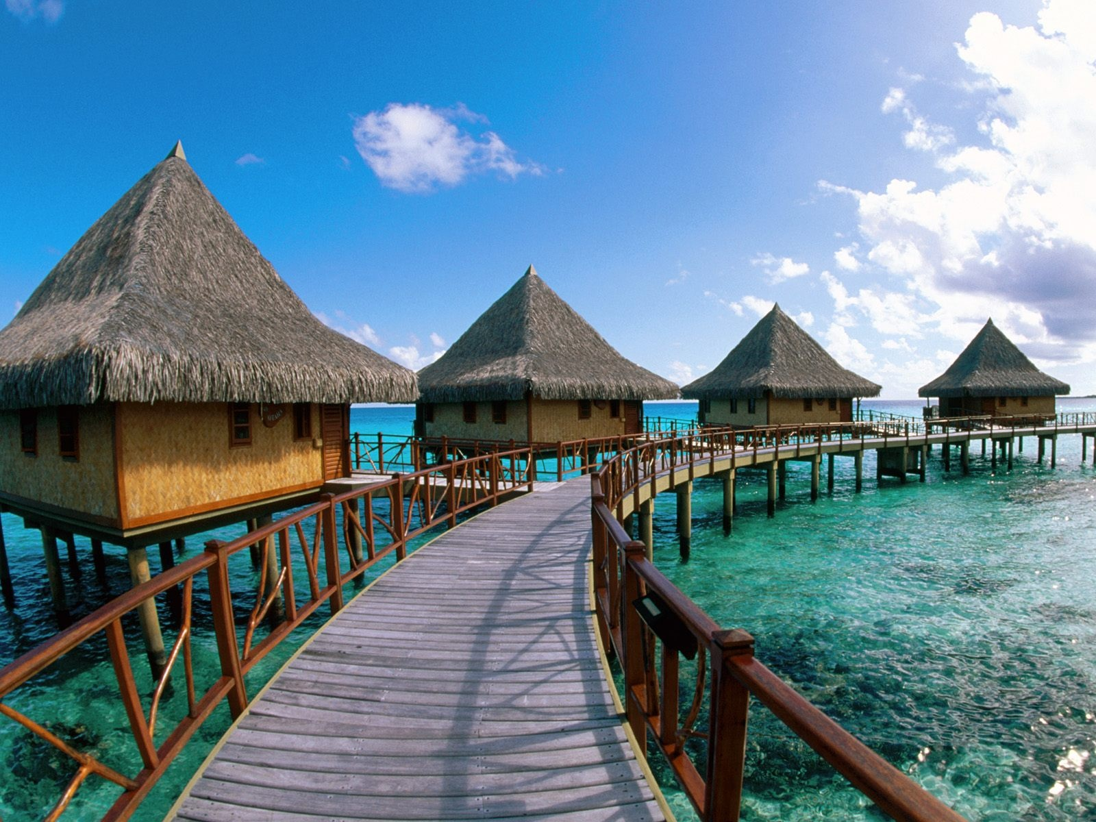Bora bora bora bora best island in the world for Beautiful hotels around the world