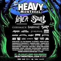 Heavy Montréal 2019