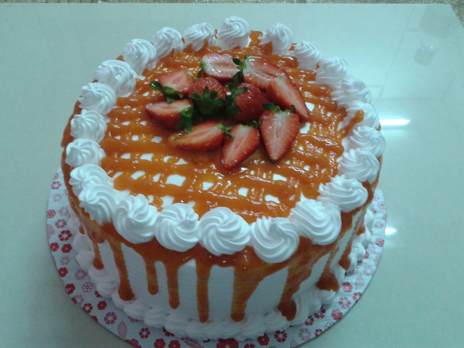 MANGO TANGO CAKE - RM60