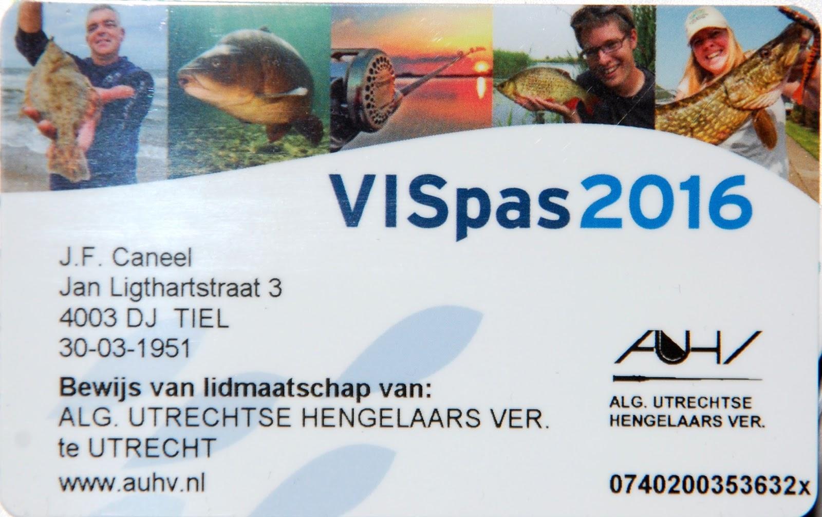 sportvisserij nederland deutsch