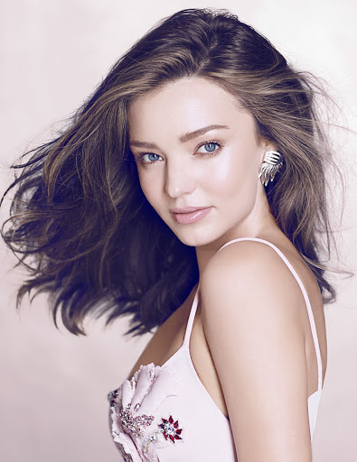 Miranda Kerr Vogue Thailand Magazine December 2015 photos