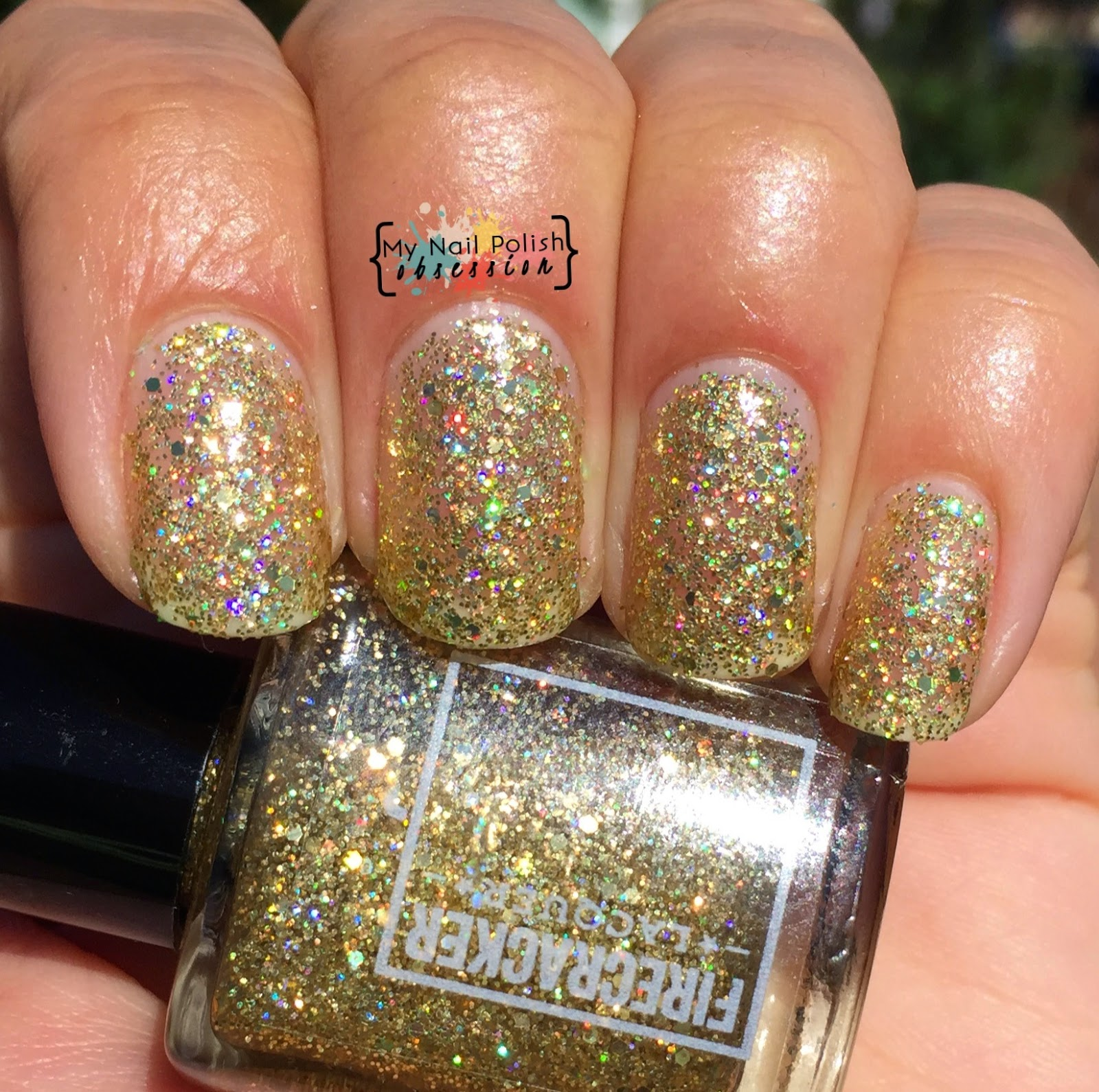 Firecracker Lacquer A Crown Well Deserved