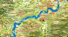 Rutes de piragüisme a l'Ebre