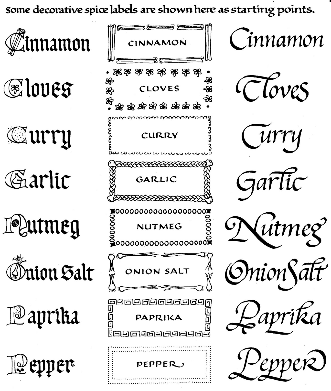 margaret shepherd calligraphy blog labels