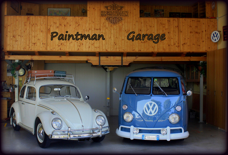 PAINTMAN GARAGE