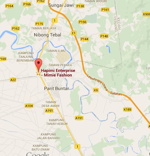 Lokasi Google Maps