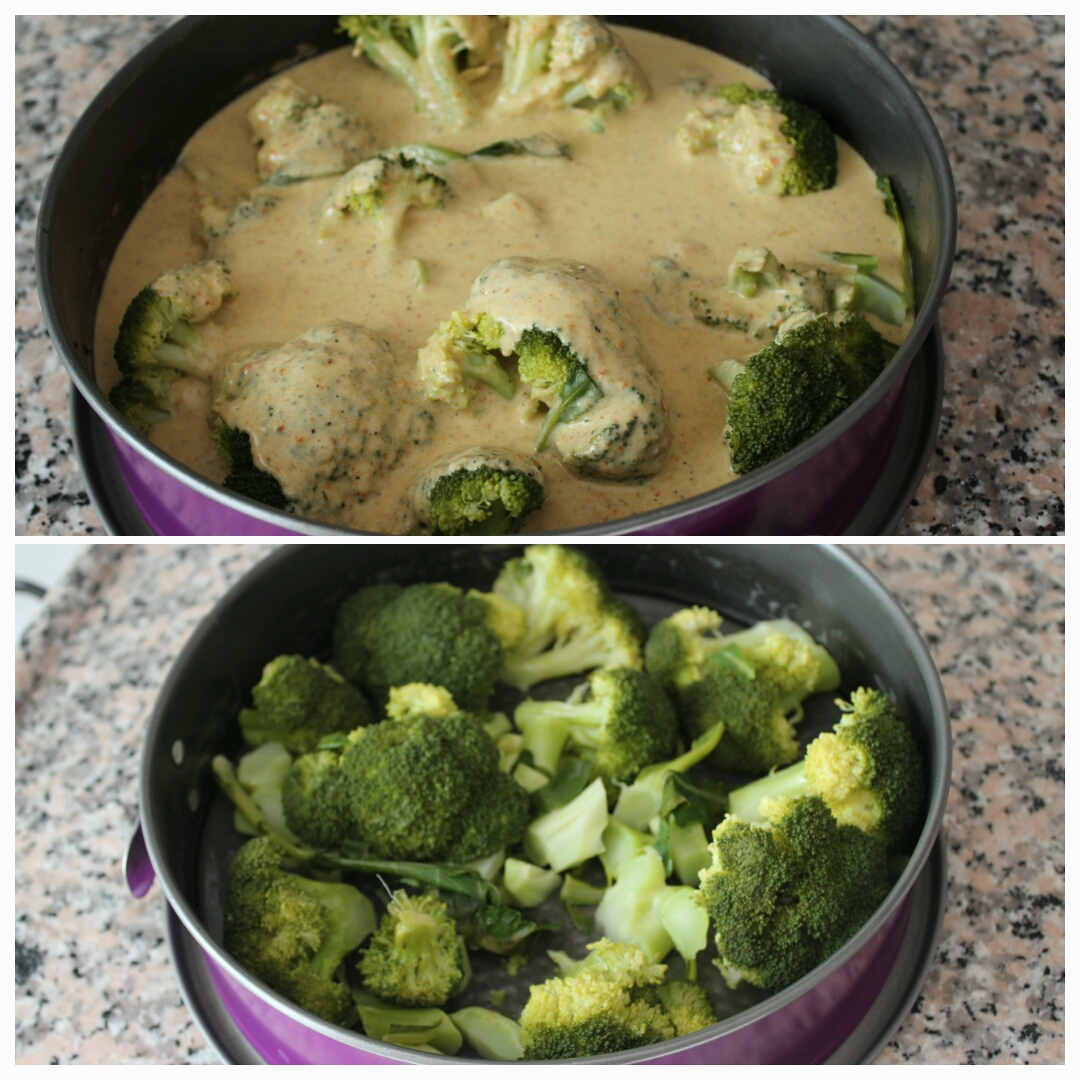 Brokolili çıtır toplar tarifi