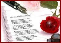 Ciri Ciri Puisi