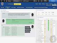 FM14 new feature Team Meeting