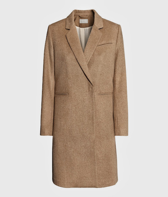 full length camel coat