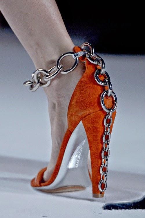 Fetish Accessories : Shoes From Diane Von Furstenberg 2013