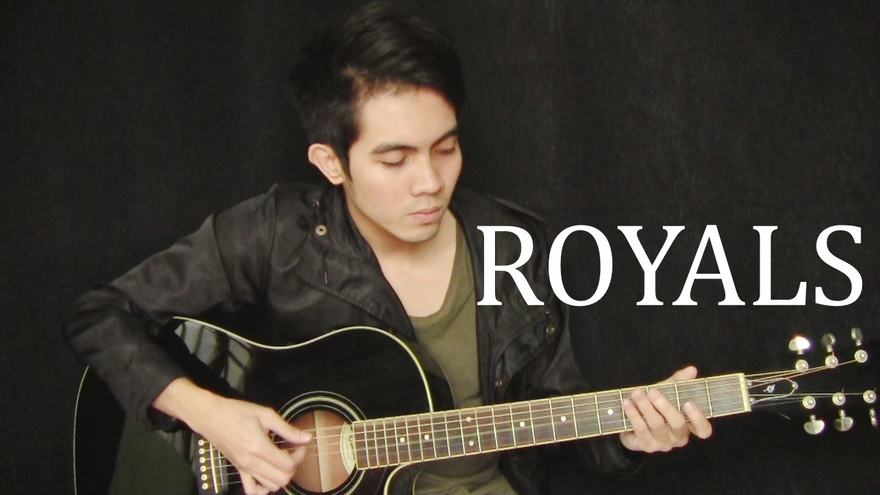 Nothing But The Strings Royals Lorde Fingerstyle Guitar Cover