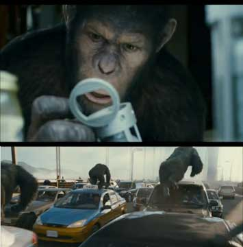 Preview Movie : Rise Of The Planet Of The Apes