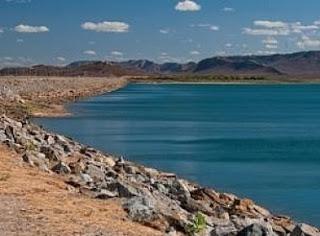 Ministério avalia redução extrema de água em Sobradinho