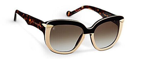 Và 14 triệu đồng là số tiền mà Kỳ Duyên đã chi để sở hữu cặp mắt kính Clover kiêu kỳ của thương hiệu Louis Vuitton.