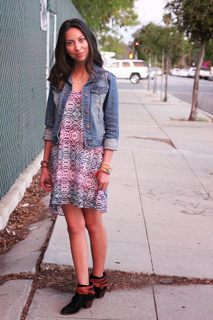 styling spring dresses