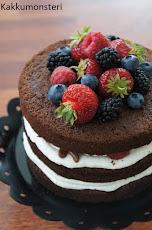 Kakun täyttäminen