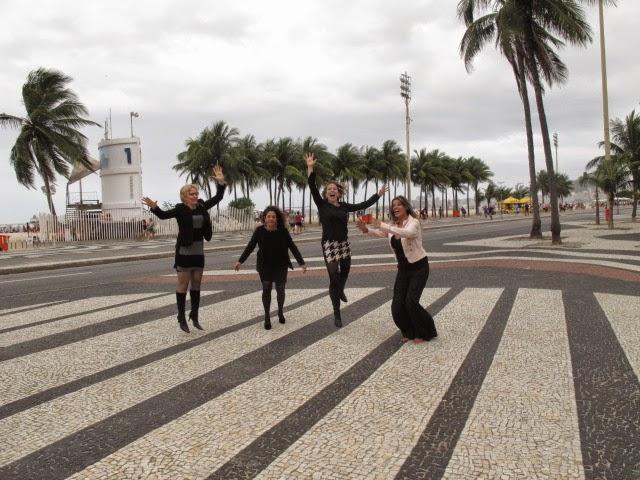 Mulheres & Beatles leva Aqua in Liverpool
