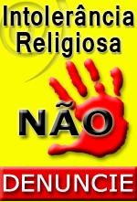 Intolerância Religiosa não
