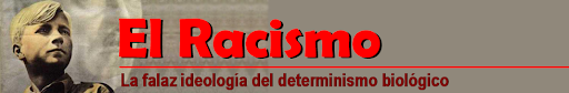 El racismo