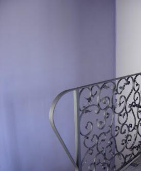 Boiserie c viola pervinca periwinkle purple for Pervinca pianta