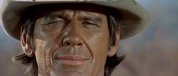 L'Harmonica dans Il était une fois dans l'Ouest, film de Sergio Leone 1968.