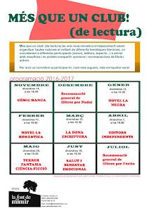 PROGRAMACIÓ DE XERRADES