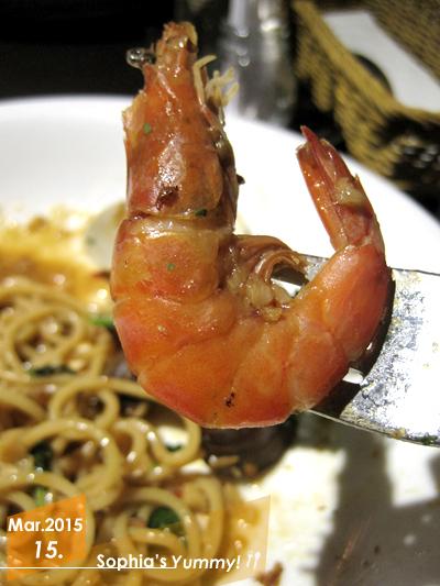 港式海皇醬海鮮義大利麵(主廚狂想曲系列)