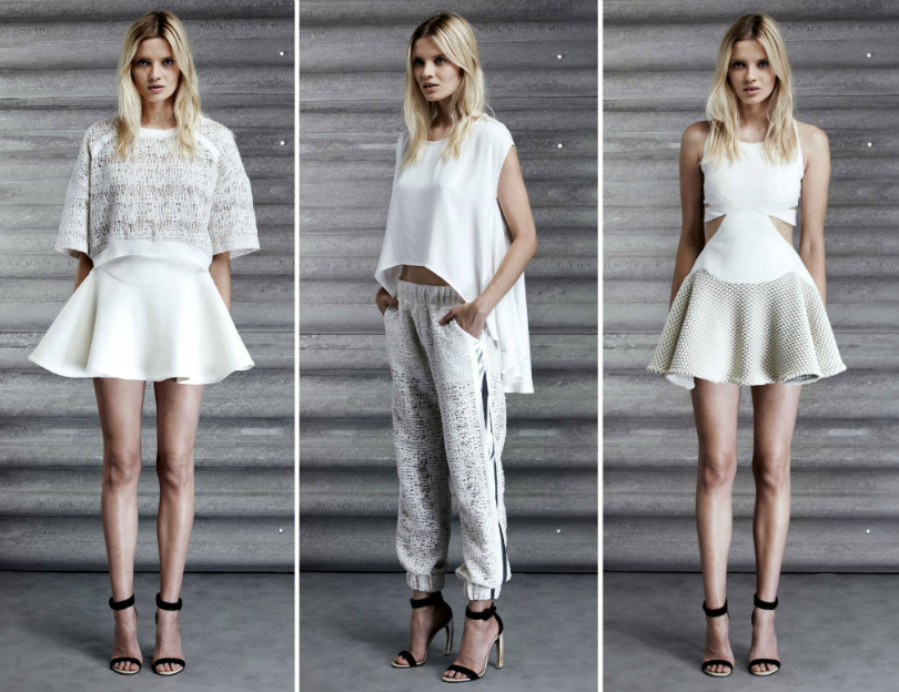 Jay Ahr, resort 2014, collection, fashion, clothing, model