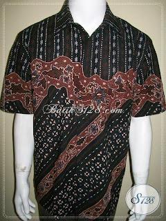 Foto Baju Batik Pria Jogja