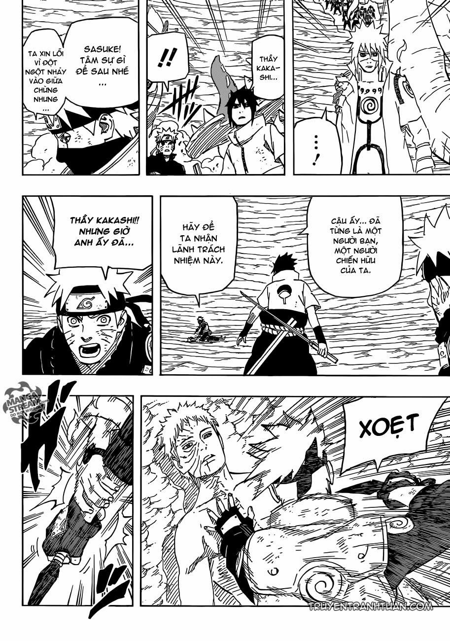 Naruto - Chapter 655 - Pic 7