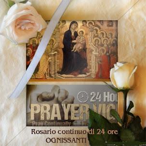 Veglia Mondiale Ognissanti, con presenza in un preciso luogo sacro del centro Italia