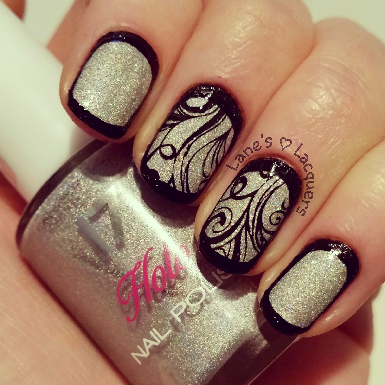 boots-17-silver-holo-black-edged-stamped-nail-art (2)