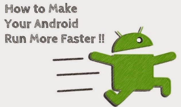 cara meningkatkan kinerja android yang lemot